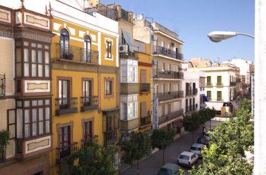 Se dispara la contratación de viviendas turísticas en Sevilla.
