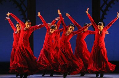 Ballet Flamenco de Andalucía.