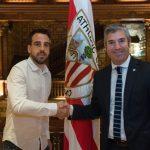 """Beñat habla de la visita del Sevilla: """"Ante los equipos grandes damos la cara"""""""