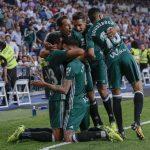 El Real Betis ha sumado diez puntos ante los mismos rivales que el año pasado sumó dos