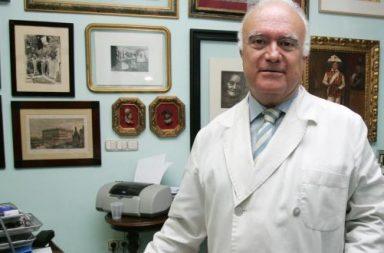 El psiquiatra Javier Criado.