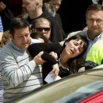 """Vecinos piden """"Justicia"""" para las víctimas del doble crimen de Almonte"""