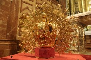 Corona Armenta restaurada / Hermandad Macarena