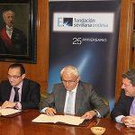 La Fundación Sevillana Endesa iluminará el futuro Museo del Tesoro Devocional de la Esperanza de Triana