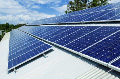 Imagen de equipo fotovoltaico que se instalará en Proazimut.