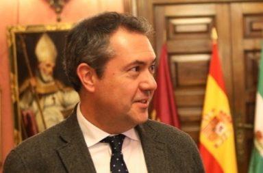 Juan Espadas, alcalde de Sevilla.