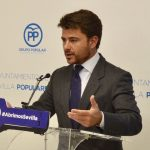 """Beltrán Pérez: """"No hay nada anormal en el cese de Alberto Díaz"""""""