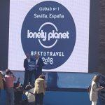 Sevilla, la ciudad turística número 1 para visitar en 2018, según Lonely Planet