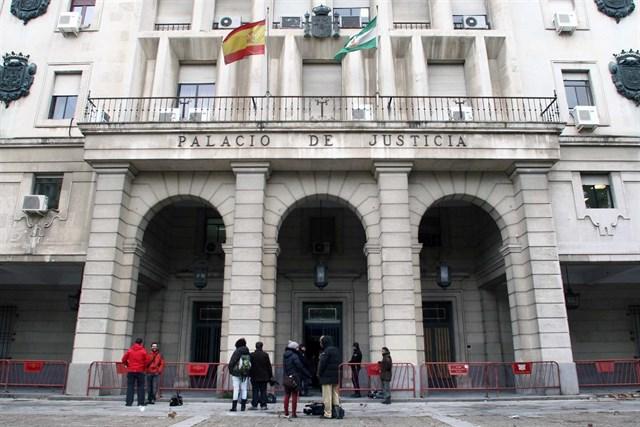 Juzgados de Sevilla.
