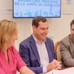 Juanma Moreno respalda la oposición del PP pero elude avalar al futuro candidato
