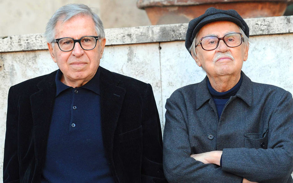 Paolo y Vittorio Taviani