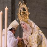 La Virgen de la Salud de San Gonzalo ya ha sido coronada canónicamente