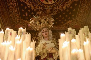 Virgen de la Victoria de las Cigarreras / Lince