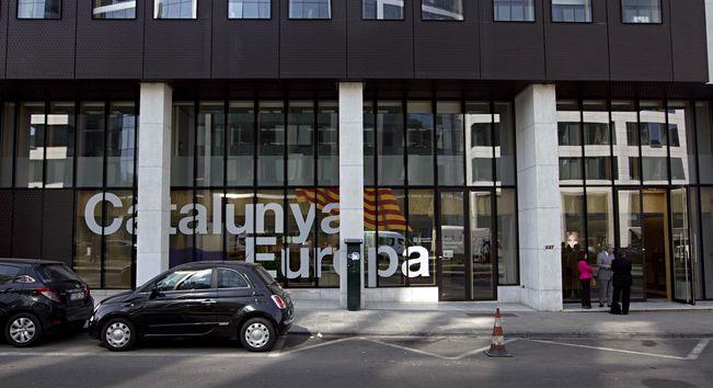 Embajada de Cataluña en Europa