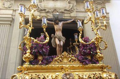 Cristo Desamparados Santo Ángel