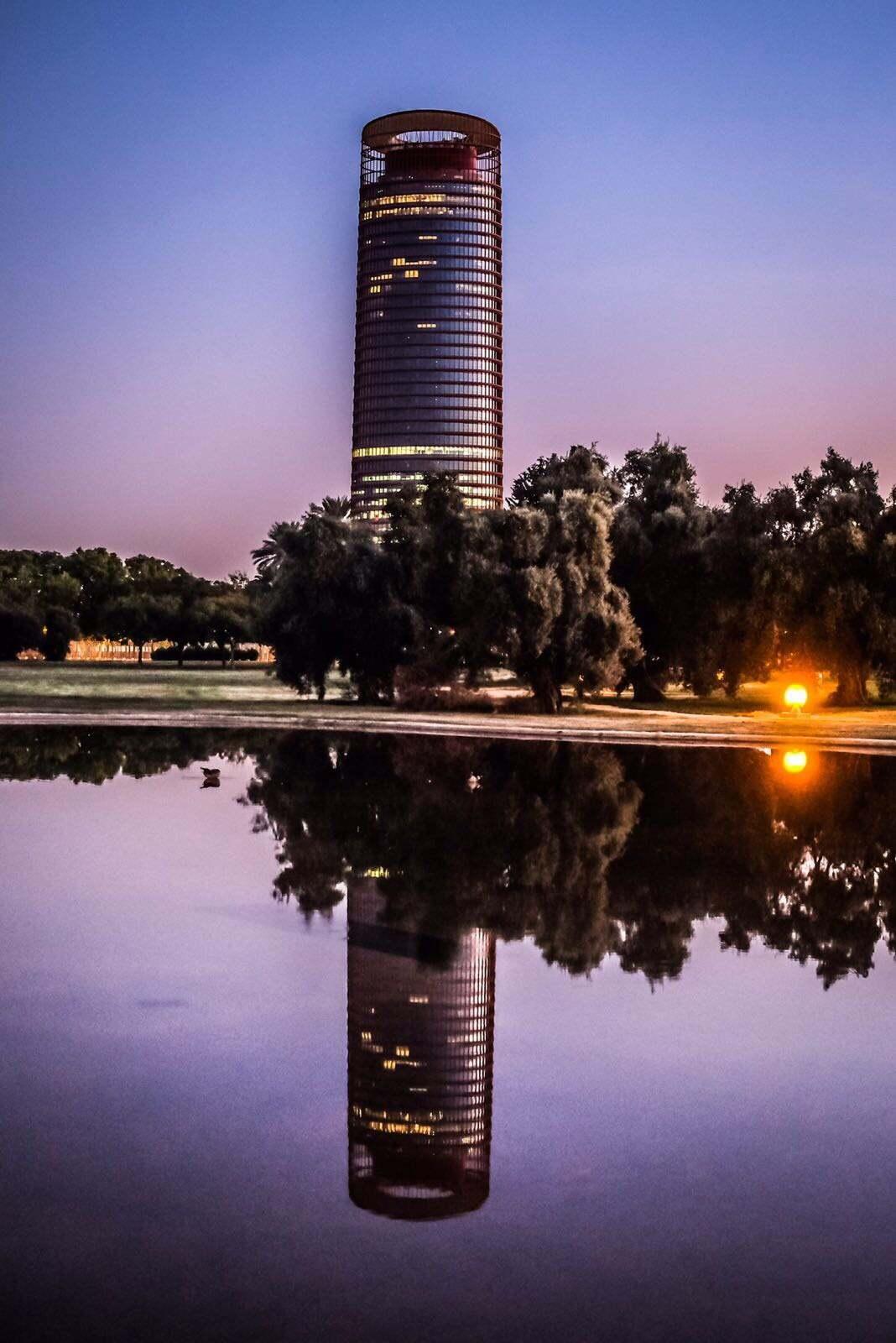Torre Pelli en Sevilla