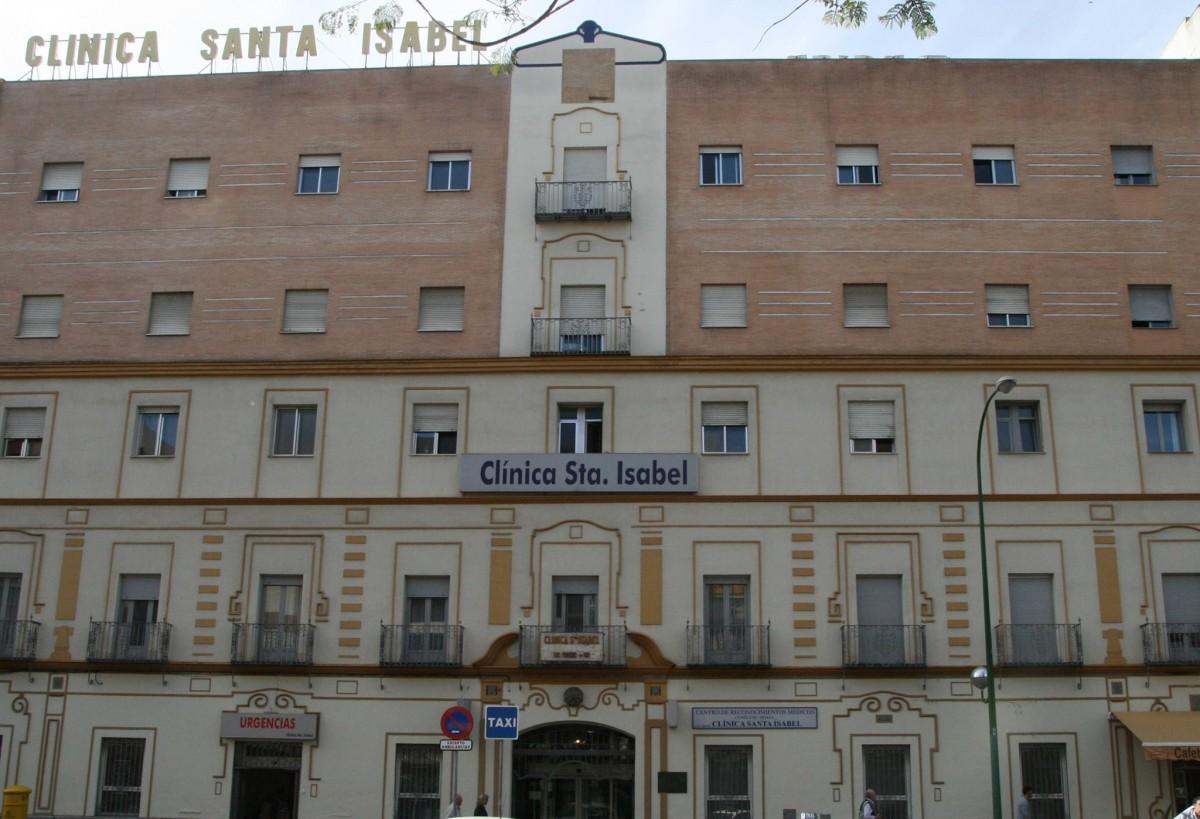 Clínica Santa Isabel de Sevilla.