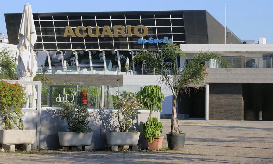 La inversión en la ampliación del acuario supera los dos millones de euros.