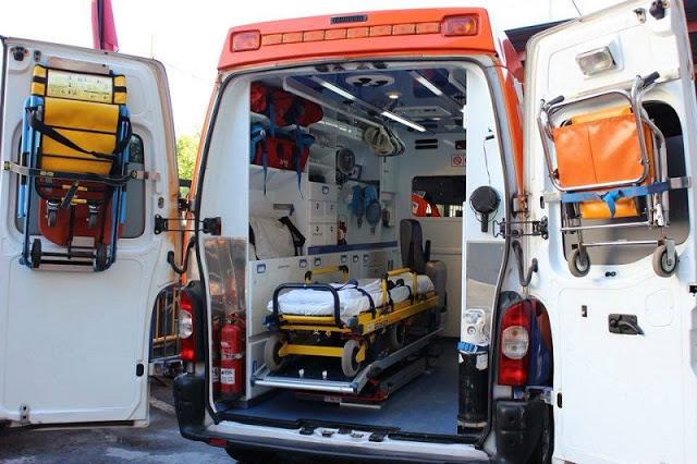 El CSIF denuncia el déficit de ambulancias medicalizadas en Sevilla.