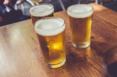 La cerveza, una bebida saludable, siempre que sea consumida con moderación.