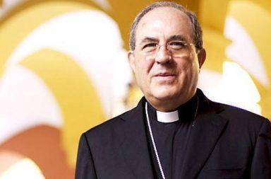 Monseñor Juan José Asenjo, arzobispo de Sevilla