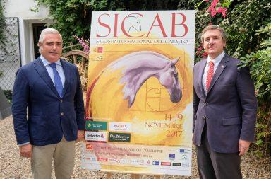 Presentación del cartel del Sicab 2018