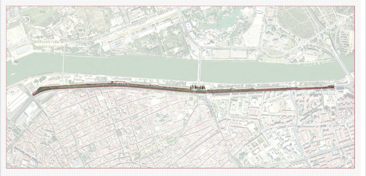 La reurbanización afectará desde Plaza de Armas al Alamillo.