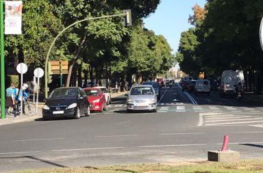 """La situación de la contaminación en Sevilla aún no es """"alarmante""""."""