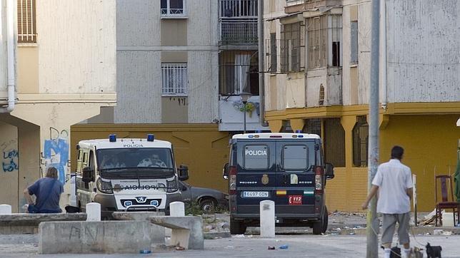 El Polígono Sur sufre problemas de desempleo, seguridad y ocupación ilegal de viviendas.