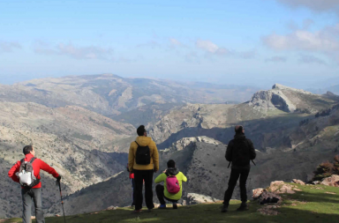 La provincia atrae al turismo extranjero.