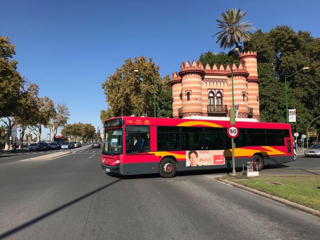 El PP propone wifi en los buses de Tussam