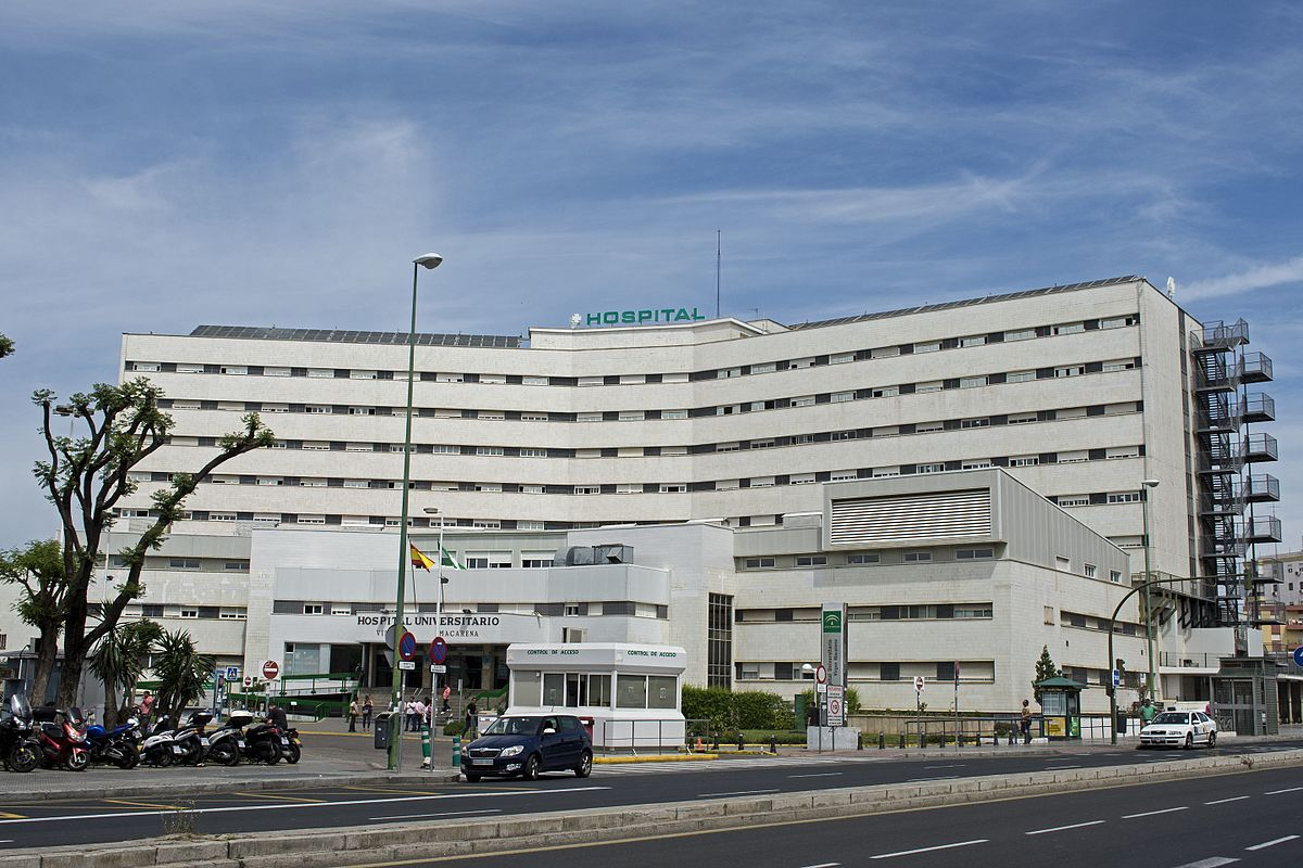 Hospital Virgen Macarena.