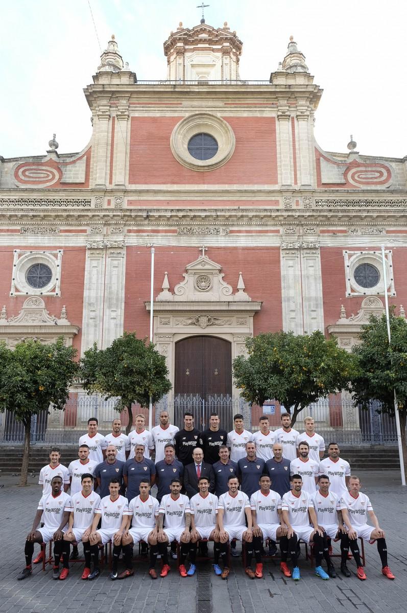 Hilo del Sevilla FC Foto-7