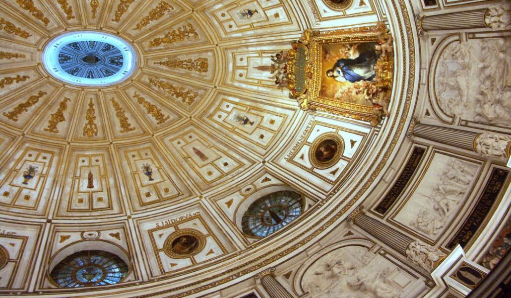La catedral de Sevilla expondrá su colección de obras de Murillo. Foto: Sevilla Secreta.
