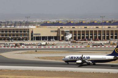 Aeropuerto de Sevilla.