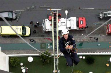 23 nuevos bomberos se incorporarán al Ayuntamiento de Sevilla.