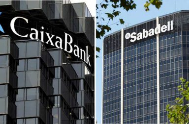 Las dos entidades de origen catalán han sido castigadas en Bolsa.