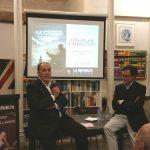 """Luis Felipe Campuzano presenta su último libro """"La ciudad de los Libros Malditos"""""""