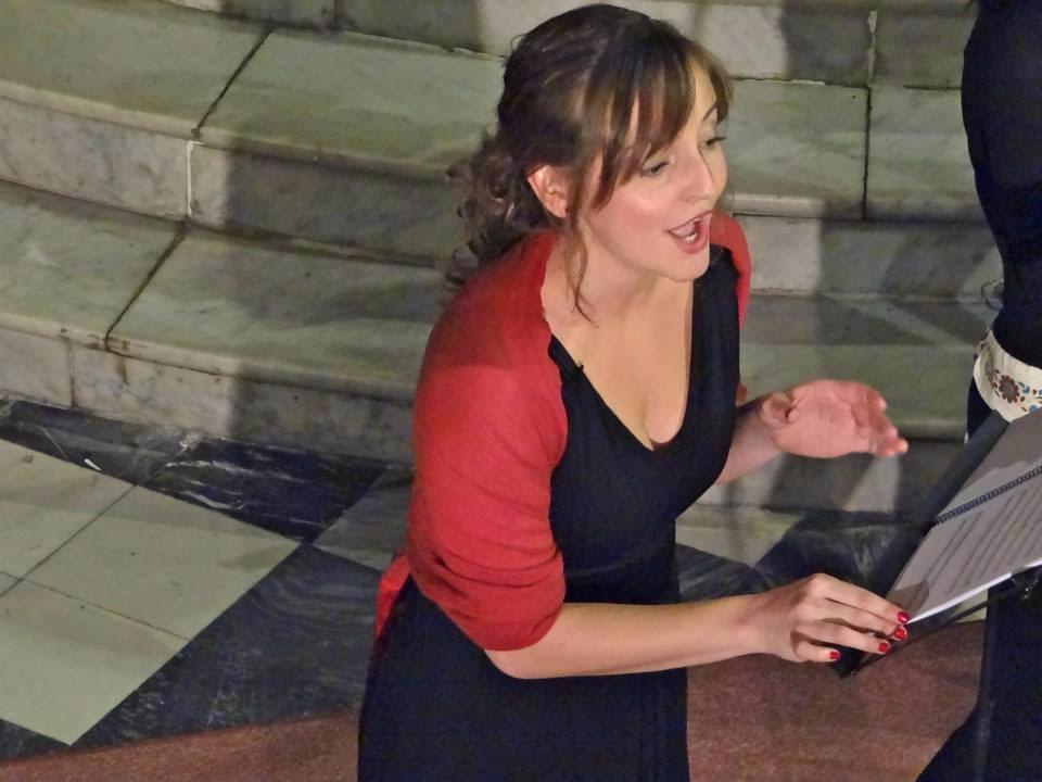 María Díaz Coca.