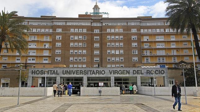 Imagen del Hospital Virgen del Rocío