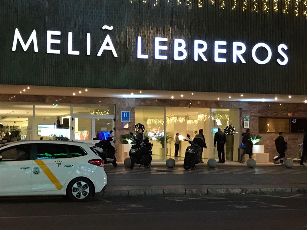 Los hoteles de Sevilla, llenos para Nochevieja.