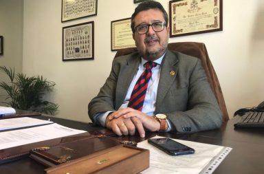 El juez Francisco Serrano.