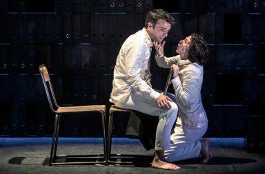 La obra está representada por la compañía Histrión Teatro