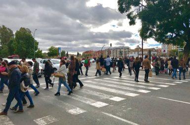 La capital pierde población en beneficio de las localidades del área metropolitana
