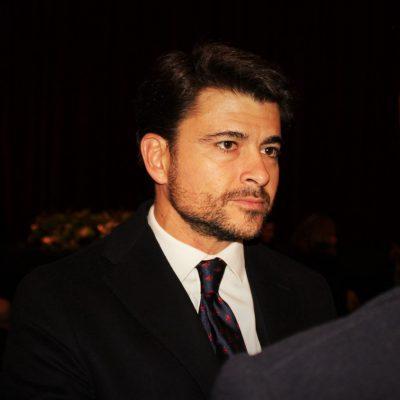 Beltrán Pérez, portavoz del PP en el Ayuntamiento de Sevilla.