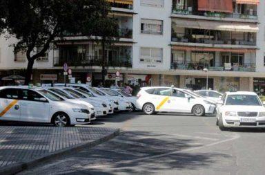 Toda la flota de taxi podrá trabajar los fines de semana de la Navidad.