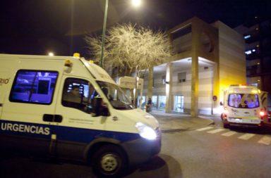 Urgencias del Hospital Virgen Macarena