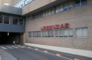 Los menores han sido ingresados con heridas leves en el Hospital Infantil.
