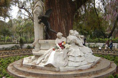 Glorieta de Bécquer, Sevilla