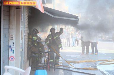Incendio Bar Los Angeles.